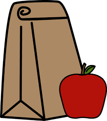 Picture Freeuse Brown Bag Lunch Clipart School Free On Dumielauxepices
