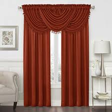Velvet Curtain Panels Target by Window Valances U0026 Window Toppers Jcpenney