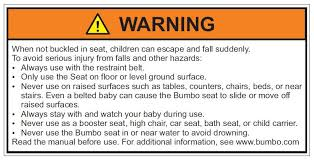 Bumbo Floor Seat Recall by Bumbo Baby Seats Recalls And Safety Alerts