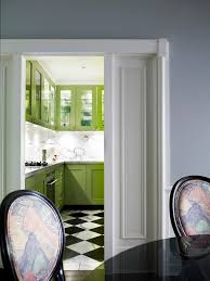 bathroom design contemporary kitchen large black white tiles on