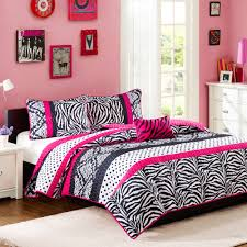 Walmart Zebra Bedding by Bedding Awesome Mainstays Zebra Bed In A Bag Complete Bedding Set