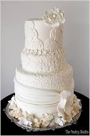 Designer Wedding Cakes Recreating elements of the Wedding Dress