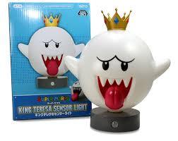 Mario Question Mark Block Hanging Lamp by Amazon Com Taito Super Mario King Teresa Sensor Light Ghost Boo 9