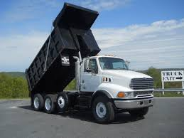 STERLING TRI-AXLE STEEL DUMP TRUCK FOR SALE | #11675 2005 Sterling L8500 Single Axle Dump Truck For Sale By Arthur Trovei 2002 Sterling Lt8500 Dump Truck For Sale 3377 2001 M7500 Acterra Trucks 2003 Sa 525009 Pickup Truckss Trucks L9500 Dump Truck Item Dc5272 Sold Novembe 2006 522265 For Sale At American Buyer In Pa