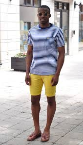 how to wear yellow shorts 24 looks men u0027s fashion