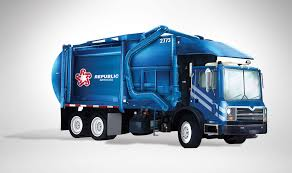 100 Icon Truck Republicservicesicontruck City Of Duncanville Texas USA