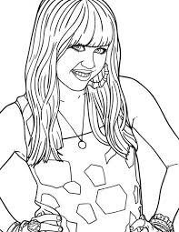 Colouring Pages Of Disney Channel Characters Coloring Home