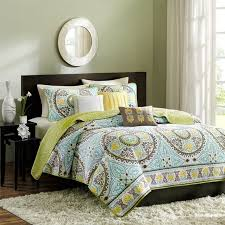 elegant echo jaipur comforter set decohoms