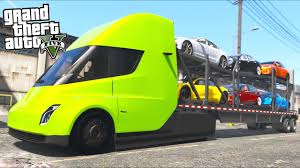 GTA 5 - Delivering Teslas In A Tesla Car Carrier Truck Mission (Real ... Cheap Toy Truck Car Carrier Find Deals On Shop Melissa Doug Free Shipping On Orders 8x4 Heavy Duty Cement Bulk 30m3 Tank Volume Lhd Rhd Reliable Carriers Vehicle Transport Services Filehts Systems Hts Hand Truck Carrier Racksjpg Wikimedia Commons For Boys Includes 6 Cars And 28 Car Toy Transport Best Products Illustration Of Back View 2001 Freightliner Argosy Car Carrier Truck Vinsn1fvhawcgx1lh26998 Wooden Handcrafted Log Log Drivers One Inc