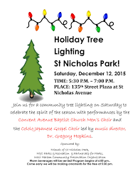 Christmas Tree Disposal Nyc 2015 by Community