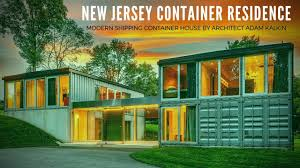 100 Adam Kalkin Architect 875K Modern Shipping Container Residence By