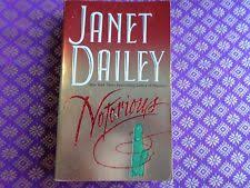 Notorious By Janet Dailey 1997 Paperback Ranch Nevada Romance Contemporary