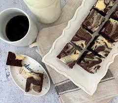 milchmädchen eierlikör brownies