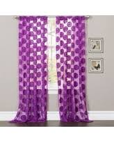 Lush Decor Serena Window Curtain by Deal Alert Triangle Home Fashions Lush Decor Serena Window