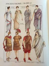 Roman clothes on Pinterest