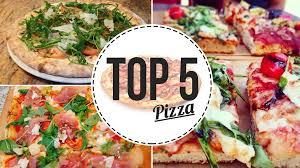 top 5 des pizzas à toulouse