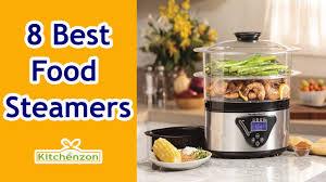 steamer cuisine best food steamers 2016 food steamer reviews kitchenzon