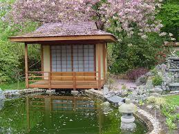100 Backyard Tea House Japanese In Hardwood Build A Japanese Garden UK