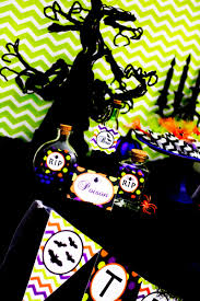 Poisoned Halloween Candy 2014 by Halloween Party Halloween Printable Lillian Hope Designs