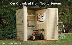 Vinyl Storage Sheds Menards by Plastic Storage Shed Four Points To Consider When Picking The
