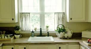 Sears Sheer Lace Curtains by Lace Kitchen Curtains Lace Combination Modern Kitchen Curtains