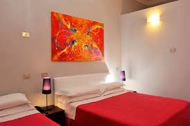 chambre color colors hotel rome hotel photogallery