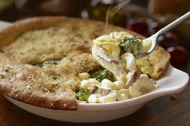 Dining events Olive Garden adds new Italian potpies to its menu