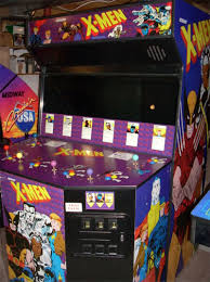 4 Player Arcade Cabinet Dimensions by X Men U0027s Giant Six Player Cabinet Was An Arcade Marvel