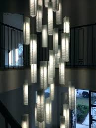 High Ceiling Chandelier Modern Chandeliers Lovely Contemporary Foyer Lighting Entry For Of Luxury Chandel