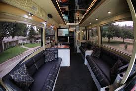 Los Angeles Rv Party Bus Interior Woodland Hills
