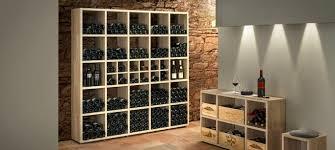 rangement cave a vin en bois monde du vin