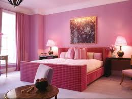 A Bold Pink Bedroom Designed By Drake Anderson