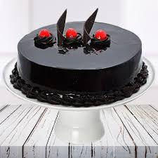 special chocolate truffle cake home delivery indiagift