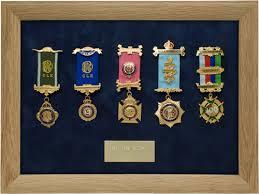 Military Medal Display Frame Case Study Ballard