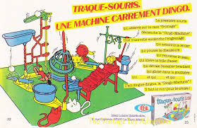Pif 608 1980 Mouse Trap Traque Souris Idealwm