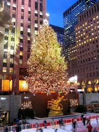 nyc rockefeller center tree lighting ceremony new