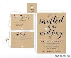 Rustic Cheap Wedding Invitations Cheap Rustic Wedding Invitations