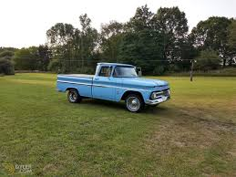 Classic 1963 Chevrolet C10 Chevy C10 Short Box Fleetside Pickup For ...