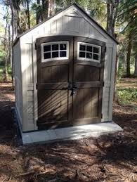 suncast sutton 7 ft 3 in x 7 ft 4 5 in resin storage shed