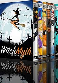 Witch Myth Super Boxset A Yew Hollow Cozy Mystery By Alexandria Clarke