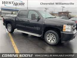 100 West Herr Used Trucks 2010 Chevrolet Silverado 1500 For Sale Lockport NY
