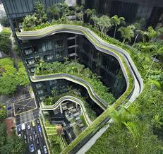 100 Hanging Gardens Hotel Parkroyal On Pickering In Singapore Is Designed As A And