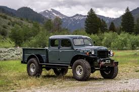 100 Build Your Own Truck Legacy Power Wagon 4DR Conversion Dodge Power Wagon 4DR