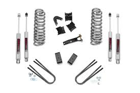 4in Suspension Lift Kit For 77-79 Ford 4wd F-100 / F-150 Pickup [445 ...