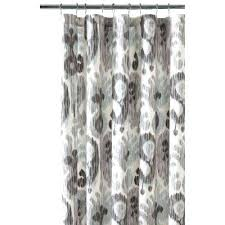 Grey And White Chevron Curtains Walmart by Grey Shower Curtains U2013 Teawing Co