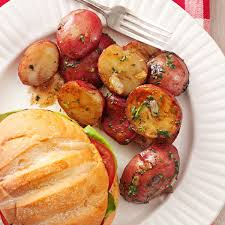 Backyard Red Potato Salad Recipe | Taste Of Home Texas Garden The Fervent Gardener How Many Potatoes Per Plant Having A Good Harvest Dec 2017 To Grow Your Own Backyard 17 Best Images About Big Green Egg On Pinterest Pork Grilled Red Party Tuned Up Want Organic In Just 35 Vegan Mashed Potatoes Triple Mash Mashed Pumpkin Cinnamon Bacon Sweet Gardening Seminole Pumpkins And Sweet From My Backyard Potato Salad Recipe Taste Of Home