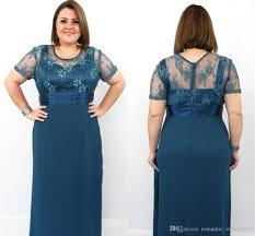 plus size long chiffon dresses