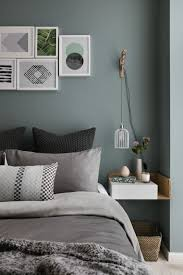 chambre vert kaki décoration intérieure décoration mur kaki mur vert de gris