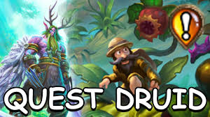 Malygos Deck July 2017 by Hearthstone New Quest Druid 2017 Amazing Deck Youtube