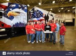 100 Great American Trucking For The Second Straight Year The Army Air Force Exchange Service